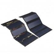 Panneau Solaire Pliable et Étanche de 50W