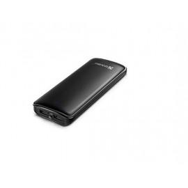 Batterie Externe 15 600mAh avec 2 Ports USB 5V 2.1A et LED