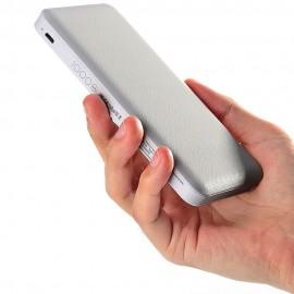 Batterie Externe Mince ROCK 20000mAh Double Port USB