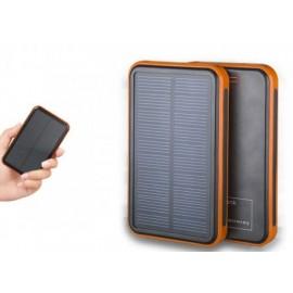 Batterie Externe USB à Énergie Solaire 10000mAh