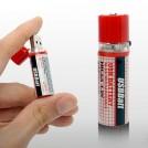 Batteries Rechargeables USB - Paquet de 2