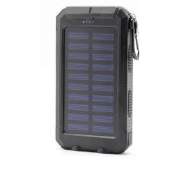 Batterie de Secours Solaire Imperméable de 10 000 mAh