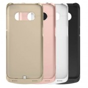 Coque Batterie 5200mAh Rechargeable Power Case Galaxy S7