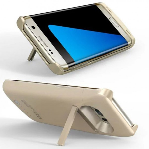 fantastic savings 50% off look good shoes sale Coque Batterie 5200mAh Rechargeable Power Case Galaxy S7