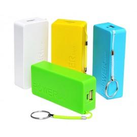 Batterie Power Bank de Secours Portable Ultra Plate 5600mAh