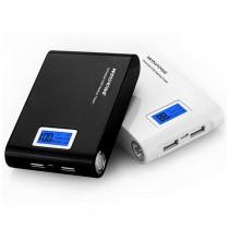 Batterie Externe USB 12000mAh - 2 sorties