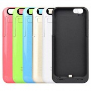 Coque Batterie 3500mAh Rechargeable Haute Capacité Power Case Iphone 6S